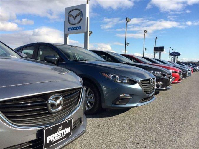 компания Mazda