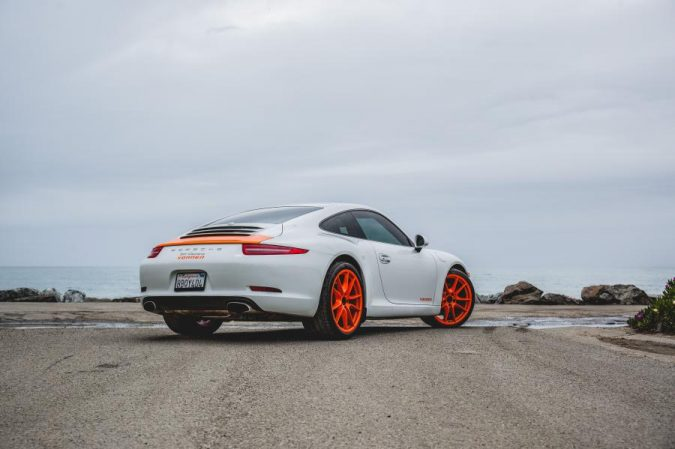 Vonnen Porsche 911 Hybrid 2019