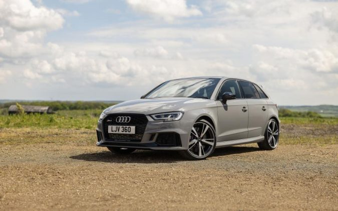 Audi RS3 Sportback Sport Edition 2019