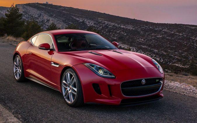 спортивные автомобили Jaguar